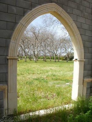 New Clairvaux vine yards, Vina Sacred Stones 3