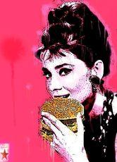 Audrey Hepburn, digital