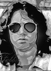 Jim Morrison, digital