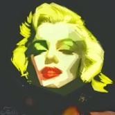 Monroe in digital form