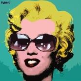 Monroe with sunglasses digital 1
