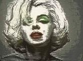 Monroe digital image