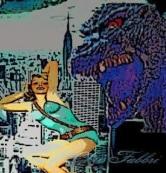 Godzilla's Girl