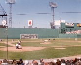 1988 Fenway park Boston