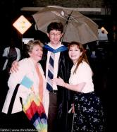 NESAD Suffolk University graduation 1996