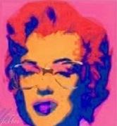 Monroe wearing glasses 1 digital