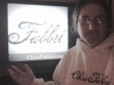 Chris Fabbri logo- studio