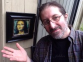 Mona Lisa, Chris Fabbri portrait