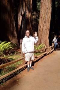 Chris - Muir Woods 2016