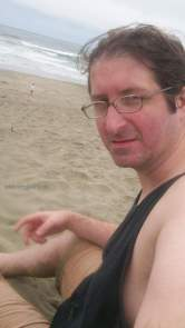 Ocean Beach SF 2015 Chris