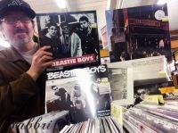Beastie Boys vinyl - Chris, Feb2017
