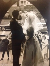 My Parent's Wedding day 9/25/1965