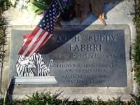 2007 My father's grave stone, Novato CA (RIP 8/29/40-9/14/07)