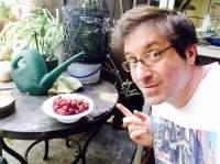 Chris -July 2017 fresh grapes