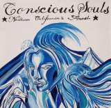 "2011 Conscious Souls, acrylic on canvas 36""x36"" •"
