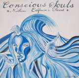 "2014 Conscious Souls, acrylic on canvas 36""x36"" •"
