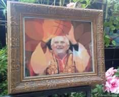 Pope for 3 - digital print