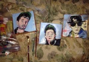 Chris Fabbri - beastie boys paintings