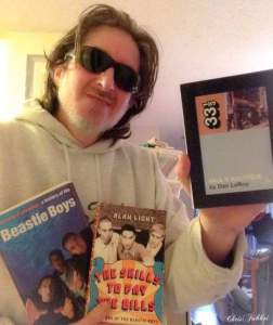 Awesome beastie boys books